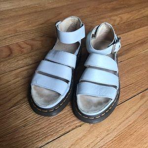 Dr. Martens Clarissa Sandal Baby Blue UK 4
